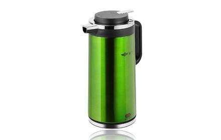 彩色保温电水壶-绿色