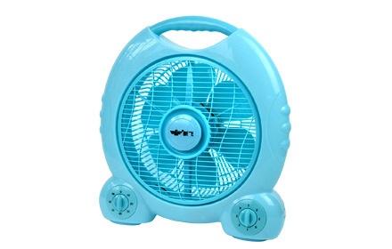 新飞电器 新飞台式电风扇-蓝
