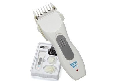 婴童电动静音理发器