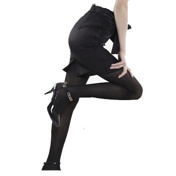 中国台湾•足倍健普通200D瘦腿袜
