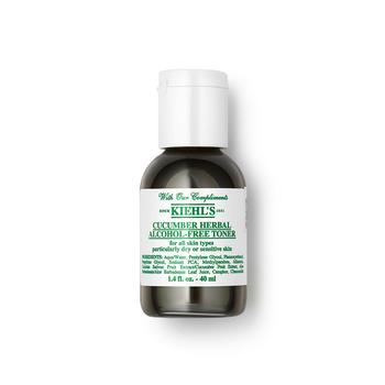 美国•科颜氏 (Kiehl's)黄瓜植物爽肤水 40ml