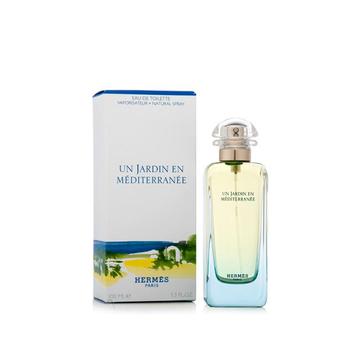 法国?爱马仕(Hermes)地中海花园(淡)香水 100ml