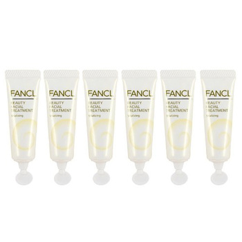 FANCL无添加亮滑柔肤软膜-滋养修护 /无添加亮滑精华软膜滋养修护 13g x 6