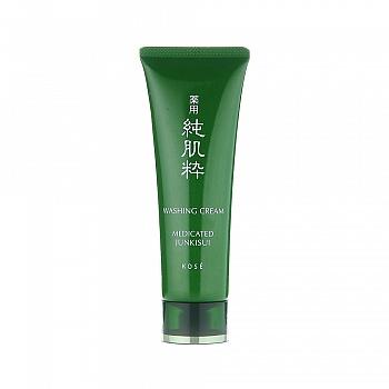 日本•高丝 (Kose)纯肌粹洗颜霜120g