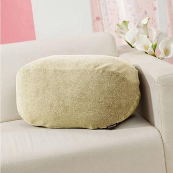 中国•荻嘉茂 毛圈布丸型抱枕