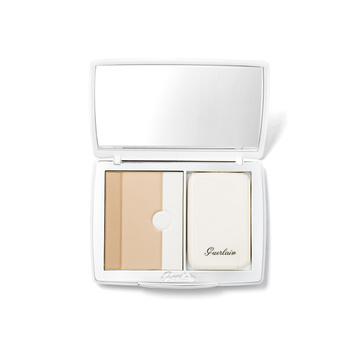 法国•娇兰 (Guerlain)珍珠肌透白塑颜粉饼SPF20/PA++01#  9g