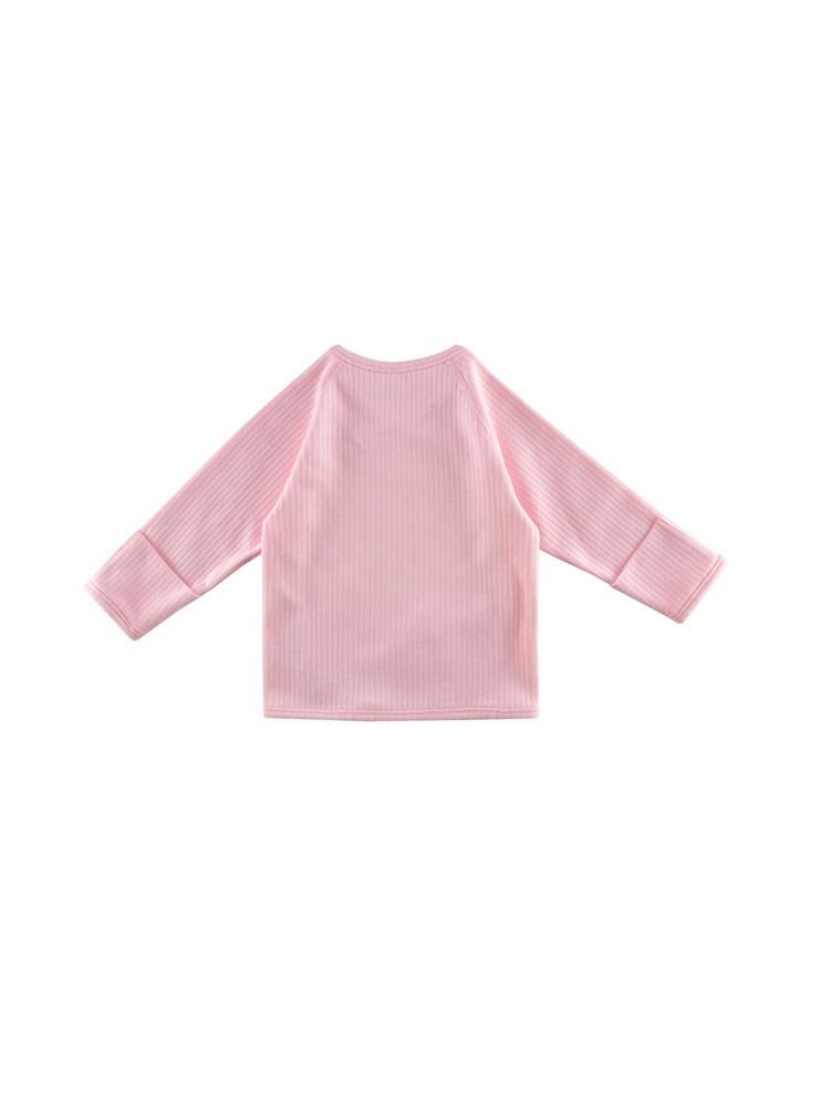 棉钱编织宝宝衣图案