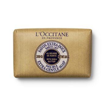 法国•欧舒丹(L'OCCITANE)乳木果牛奶味洁肤皂 250g