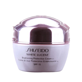 日本•资生堂 (Shiseido)新透白美肌亮润日用防护霜SPF15 PA++ 50ml