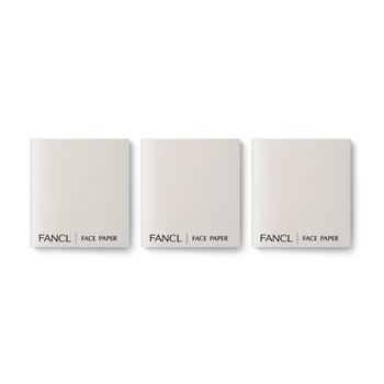 FANCL面油纸 100张x3盒