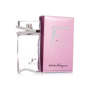 意大利•菲拉格慕(Ferragamo)菲比寻常女士淡香水90ml