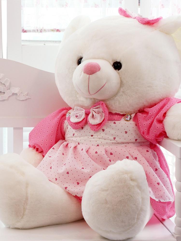 安吉宝贝可爱大号爱心抱抱熊
