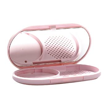日本•蝶翠诗 (DHC)红粉玫瑰粉饼专用盒
