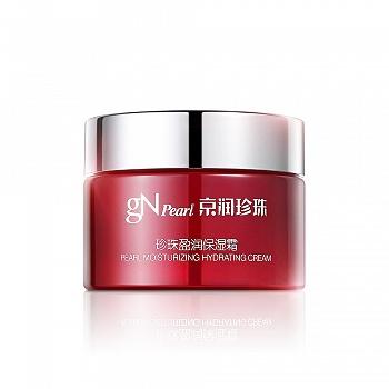 中国•京润珍珠(gNpearl)珍珠盈润保湿霜 60g