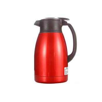 象印保温壶HA15不锈钢家用水壶1.5L-红-DB