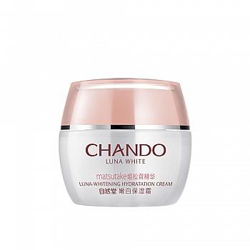 中国•自然堂(CHANDO)嫩白保湿霜 50g