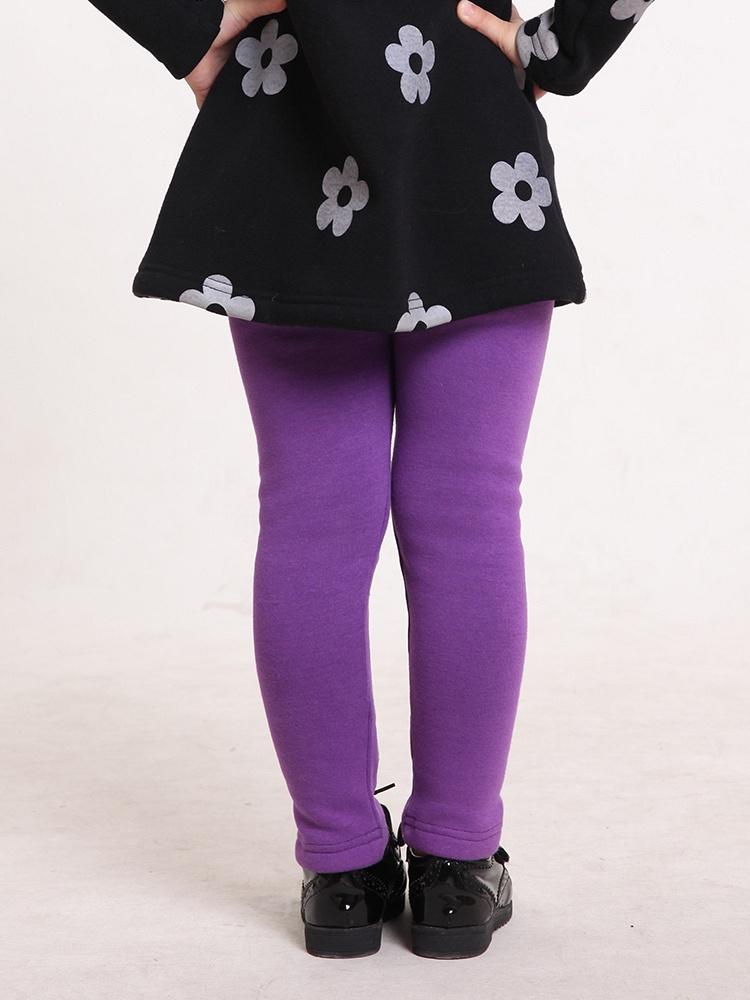 笛莎女孩 甜美公主休闲长裤 聚美优品