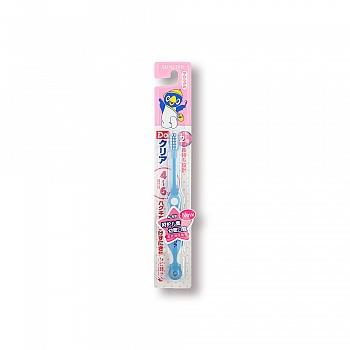 日本•皓乐齿Do Clear儿童牙刷(4-6岁适用) 软毛