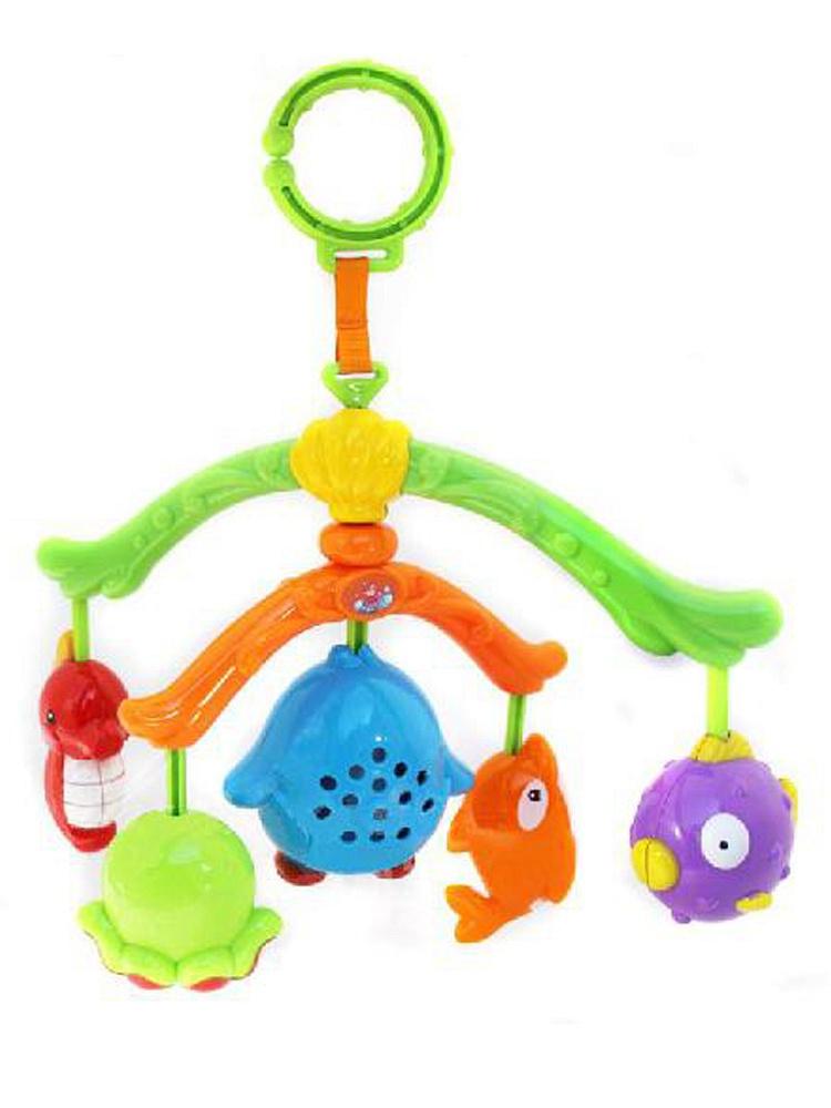婴儿玩具旋转床头铃