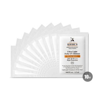 美国•科颜氏 (Kiehl's)清爽防晒隔离乳液 SPF30+PA+++ 1.5ml*10