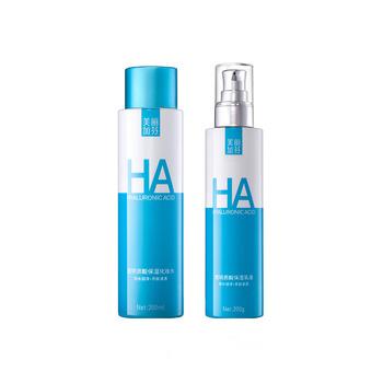 美丽加芬保湿水润套组(化妆水200ml+乳液200g)