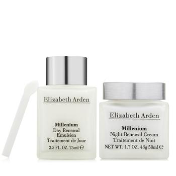 伊丽莎白雅顿(ElizabethArden)银级日晚护肤两件套(银级日霜75m+晚间面霜 50ml)