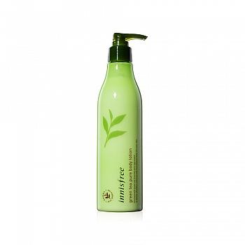 韩国•悦诗风吟(innisfree)绿茶精萃保湿身体乳液 300ml