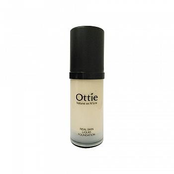 韩国•傲蝶(Ottie)皙白粉底液30ml #1