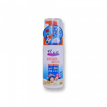 中国•孩儿面水漾优泡防晒乳SPF30+PA+++120ml