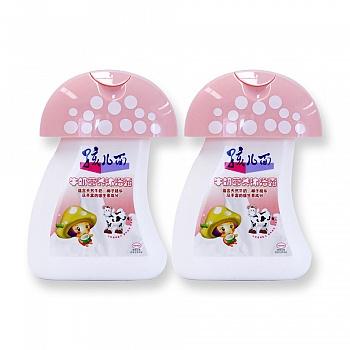 中国•孩儿面牛奶营养沐浴露套装