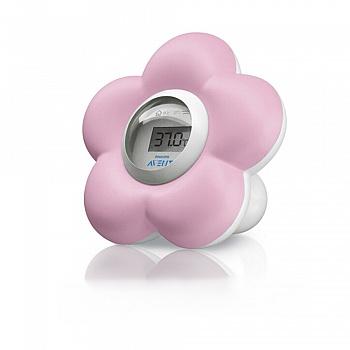 英国•飞利浦新安怡婴儿沐浴、卧室用电子温度计 SCH550