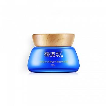 中国•御泥坊睡莲水润净透矿物睡眠面膜100g