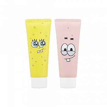 海绵宝宝(SpongeBob)温馨家庭亲子装手霜70g×2