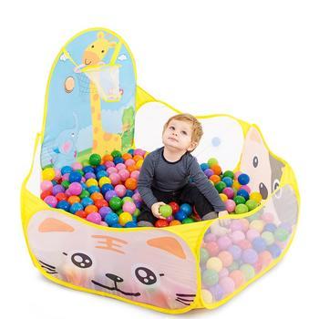 欧培海洋球池波波球宝宝帐篷50球
