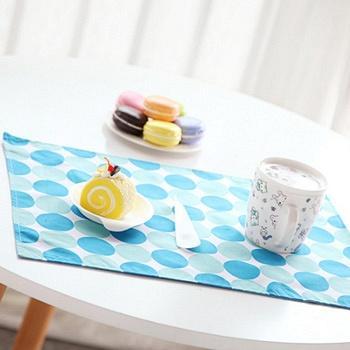 好彩依家餐垫茶-杯垫一包12片装