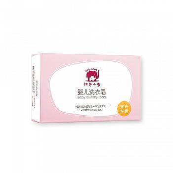 中国•红色小象婴儿洗衣皂(阳光花香)120g