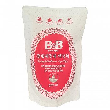 韩国?保宁(B&B)奶瓶清洁剂(液体型-补充装)