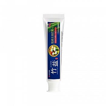 韩国•LG竹盐精研卓效护龈牙膏(尚雅薄荷)145g