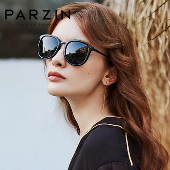 帕森复古偏光太阳镜 女 时尚驾驶镜 男 潮人情侣墨镜