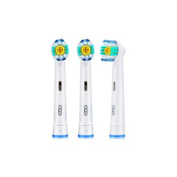 欧乐-B EB18-3 美白型 电动牙刷头三支装
