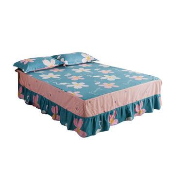 荻嘉茂 全棉斜纹床上用品 单床裙