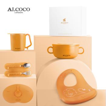 ALCOCO儿童餐具天使套装