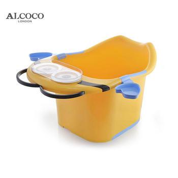 ALCOCO小黄人浴桶 浴盆 洗澡桶