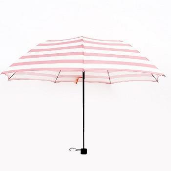 悠家良品海军条纹伞
