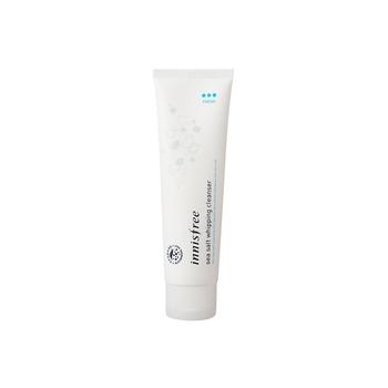 韩国•悦诗风吟济州岛海盐泡沫洁面膏[温和清爽]130ml