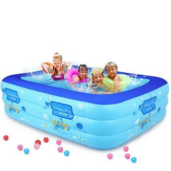 欧培超大婴童戏水池球池2.1m