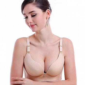 中国•揭伊娜 女士聚拢调整型内衣 套装