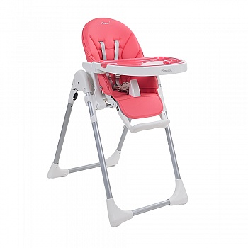 Pouch新品多功能便携婴儿餐椅K06粉