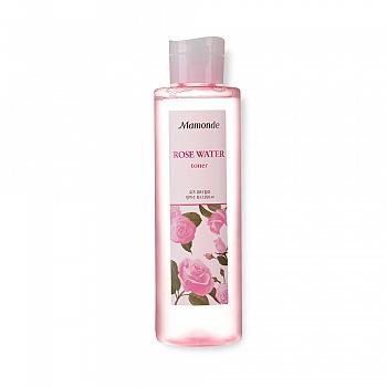 韩国•梦妆(mamonde) 蔷薇舒缓润肤水 250ml
