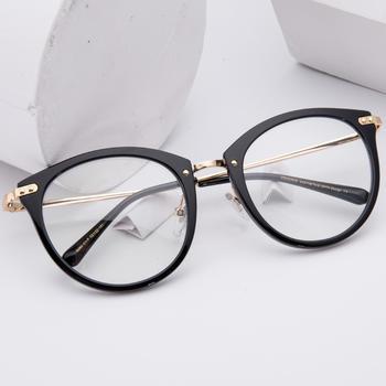 威古氏防蓝光眼镜女镜框网红款眼镜架手机护目平光